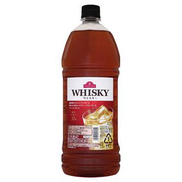 トップバリュ ウイスキー 2.7L