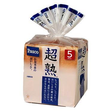 パスコ 超 熟食 パン