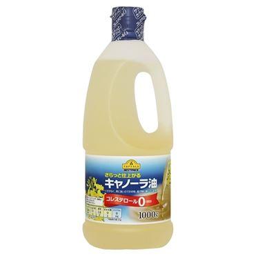 油 キャノーラ