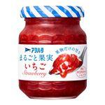 アヲハタ まるごと果実 いちご 125g