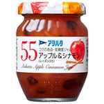 アヲハタ BF55 アップル&シナモン 150g
