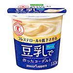 ポッカサッポロ 豆乳で作ったヨーグルト 110g