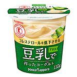 ポッカサッポロ 豆乳で作ったヨーグルト アロエ 110g