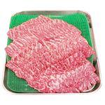 【お肉対面】 国産 牛肉 ばらカルビ焼肉用 100g(100gあたり(本体)680円)