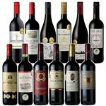 【予約商品】【12月6日~8日の配送となります】 フランス産金賞赤ワイン12本セット 750ml×12本 【M0220】