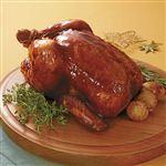 【クリスマス予約】【12月22日、23日、24日、25日の配送になります】 ローストホールチキン(照り焼き)(原料肉/国産) 1羽(約750g) 【M0063】