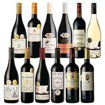 【予約商品】【9月13日~15日の配送となります】 フランス産 すべて金賞 フランス産ワイン12本セット 箱入り 750ml×12本 【M1012】