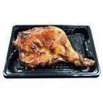 【クリスマス予約】【12月22日、23日、24日、25日の配送になります】 鹿児島県桜島鶏のもも溶岩焼き(照焼き) 1本 【M0154】