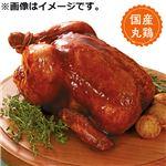 【クリスマス予約】【12月22日、23日、24日、25日の配送になります】 ローストホールチキン(照り焼き)(原料肉/国産)1羽(約750g)
