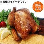 【クリスマス予約】【12月22日、23日、24日、25日の配送になります】 ローストホールチキン(ハーブ&ソルト)(原料肉/国産)1羽(約750g)