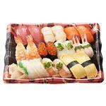 【クリスマス予約】【12月22日、23日、24日、25日の配送になります】 北海道産ほたてが嬉しい味わい握り寿司 20貫