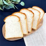 【店内焼きあげパン 12時以降お届け商品】 ホテル食パン 1/2本(4枚切)