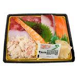 【予約】【10/30(土)~11/1(月)の配送】 寿司の日 季節のネタ入を楽しむ魚河岸丼 1パック