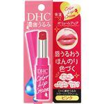 DHC 濃密うるみ カラーリップクリーム ピンク 1.5g