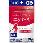 DHC 大豆イソフラボンエクオール 7.0g(350mg×20粒)