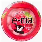 UHA味覚糖 e-maのど飴容器ゆうべに苺 33g