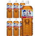 【ケース販売】アサヒ飲料 六条麦茶 2000ml×6