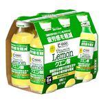 ハウスウェルネスフーズ C1000 ビタミンレモンクエン酸 6本パック 140ml×6 ※お一人さま1点限り