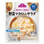 トップバリュ カロリー30%カット 野菜マカロニサラダ 食物繊維 100g