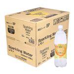 【ケース販売】トップバリュ ベストプライス SparklingWater炭酸水レモン 1000ml×12本入 ※お一人さま3点限り