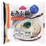 トップバリュ とうふ麺(ごまたれ付)140g+15g