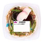 【予約商品】【7月18日~21日の配送となります】 トップバリュ ちょこっと冷し山菜蕎麦 1パック