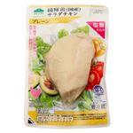 トップバリュ グリーンアイ ナチュラル 純輝鶏(国産)サラダチキン(プレーン)110g 1パック