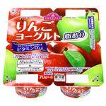 トップバリュ りんごヨーグルト 70g×4