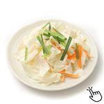 トップバリュ 4種野菜のキャベツ炒めミックス にら 200g 1袋