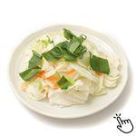 トップバリュ 4種野菜のキャベツ炒めミックス 小松菜 200g 1袋