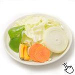 トップバリュ 焼肉用野菜 220g 1袋