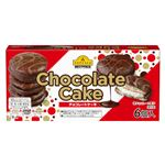 トップバリュ ベストプライス チョコレートケーキ 6個入