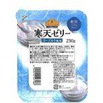 トップバリュベストプライス 寒天ゼリーヨーグルト風味 250g