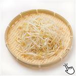 トップバリュ グリーンアイ オーガニック 長野県などの国内産 緑豆もやし 200g 1袋