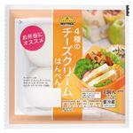 トップバリュ サンドはんぺん 4種のチーズクリーム 72g