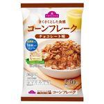トップバリュ さくさくとした食感 コーンフレーク チョコレート味 230g