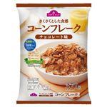 トップバリュ さくさくとした食感 コーンフレーク チョコレート味 370g