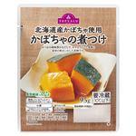 トップバリュ 北海道産かぼちゃの煮つけ 95g