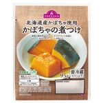 トップバリュ 北海道産かぼちゃ煮つけ 95g