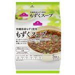 トップバリュ もずくスープ 3.7g×5袋入