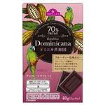 トップバリュ チョコタブレット(ドミニカ産カカオ70%)5g×8