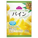 【冷凍】トップバリュ 酸味と甘みのバランスが 程よいパイン 150g