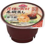 トップバリュ 8種の具材 茶碗蒸し 海老入り 210g
