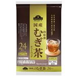 トップバリュ セレクト 国産むぎ茶ティーバッグ 12.5g×24袋入