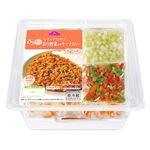 トップバリュ 彩り野菜のキーマカレーキット 1パック