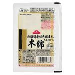 トップバリュ 北海道産ゆきほまれ木綿豆腐 200g