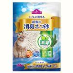 【ペット用】トップバリュ 紙製の消臭ネコ砂 5L