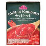 トップバリュ カットトマト 紙パック 390g