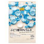 トップバリュベストプライス ぶどう糖90%ラムネ 60g