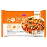 【ミールキット予約】 【冷凍】トップバリュ CooKit 牛肉と野菜のプルコギ風 約2人前(450g)